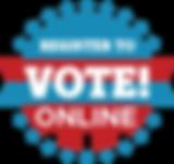 Register_to_Vote_Badge online claear bac