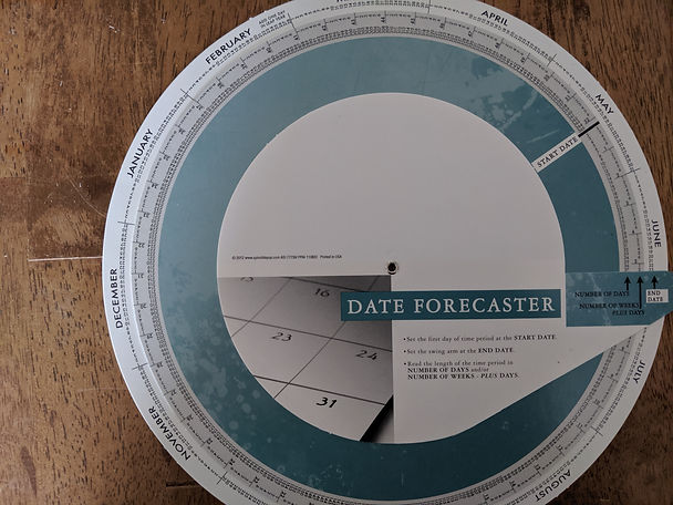 Date Forecaster