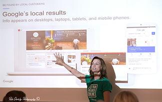 Pamela Starr Google Speaker