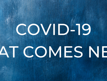 How COVID has changed the world of work and what it may look like moving forward.