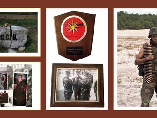 Breaking Rocks to Marine of the Year