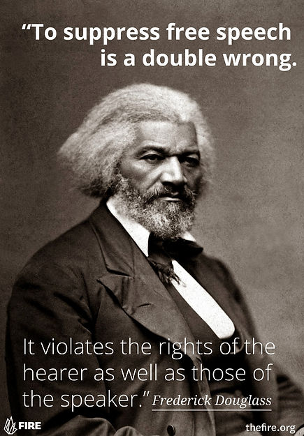 Douglass censorship quote.jpg
