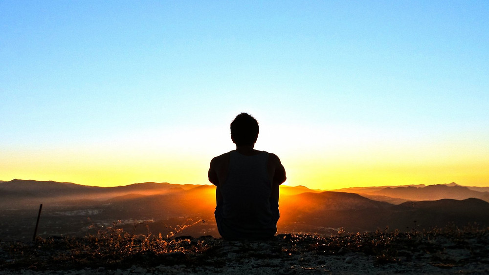 Sunset Mediation a great tool to beat anxiety
