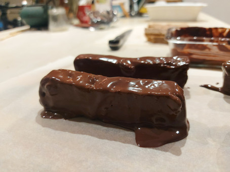 Keto Twix, Low carb Low sugar & Delicious