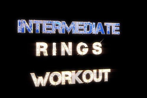 Intermediate rings Workout  Follow Along