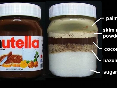 Its time to talk about NUTELLA