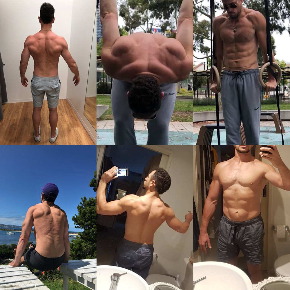 Getting ripped with Drlifepro Bodyweight exercises