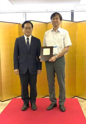 大阪ギフトショーの準大賞に選ばれました!