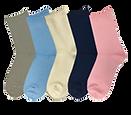 5色 ソックス 靴下
