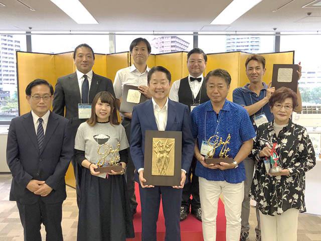 大阪ギフトショー準大賞受賞