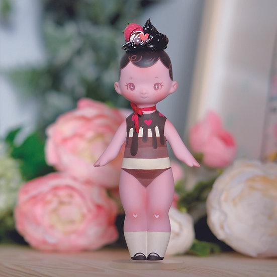 Resin Art Toy: Valentine's day 2020