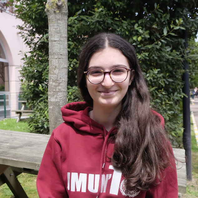 Lara Nahcivan '21
