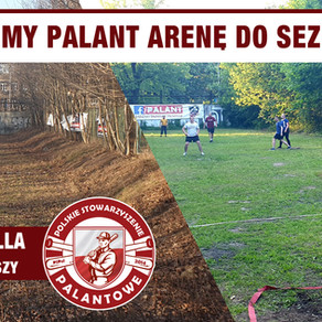 Przygotujmy Palant Arenę do sezonu!