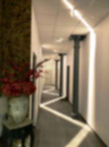 Le couloir du Moulin d'Albias