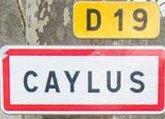 Panneau Caylus