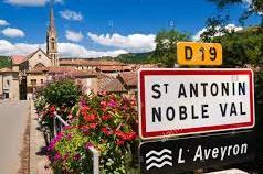Panneau St Antonin Noble Val
