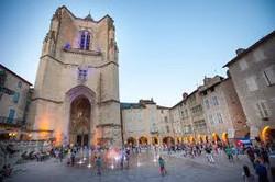 Villefranche de Rouergue-La place