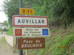 Panneau Auvillar