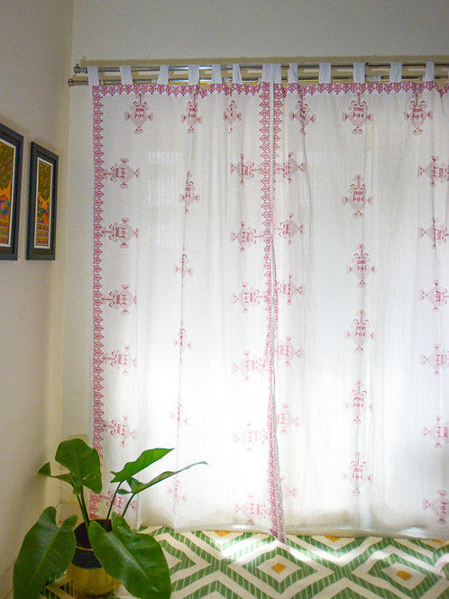 Hayat Curtain - Set of 2