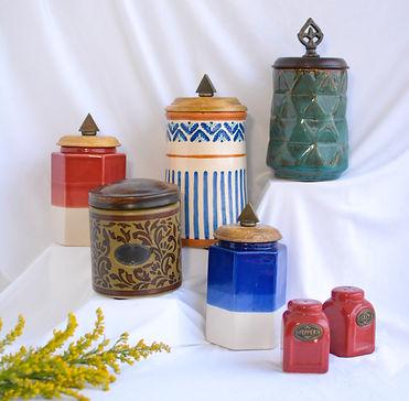 Ceramic Jar Glaze