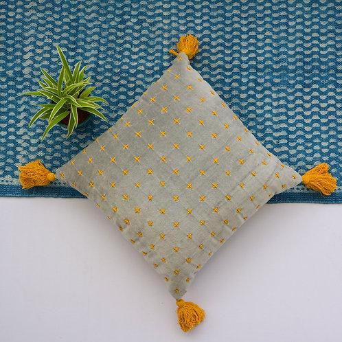 Mishka Velvet Cushion