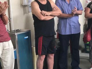 Batismo do Ivan