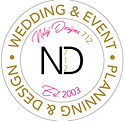 Nelaj Designs 712 Wedding Planning and Design serving Washington DC and surrounding areas