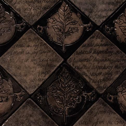 Floor of Longing (detail)