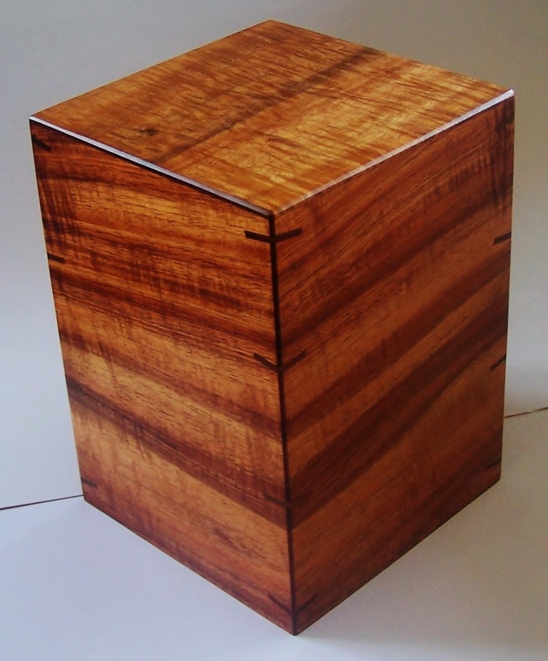 Curly Koa Urn Available Now