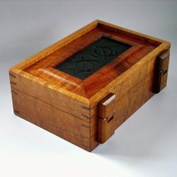 Large Raised-Panel Box