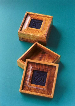 Hawaiian Koa Wood Boxes