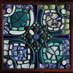 Honu Tile Mosaic