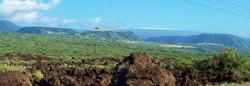 Snow-capped Mauna Loa