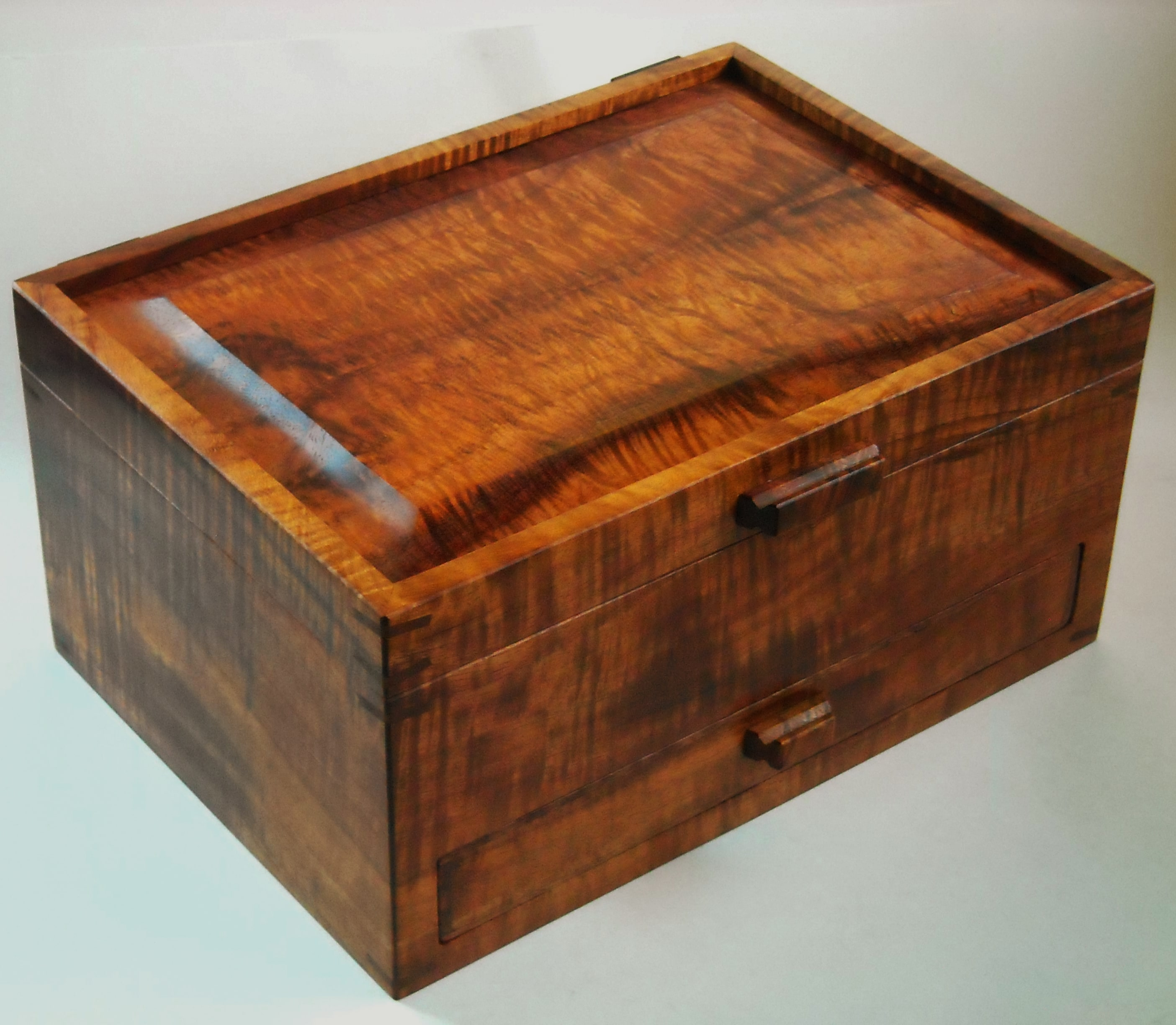 Koa Drawer Box