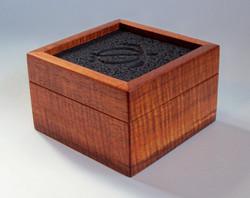 4-inch Square Koa Gift Box
