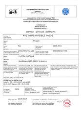 Certificate - working class