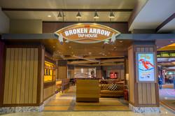 Broken Arrow (no people)