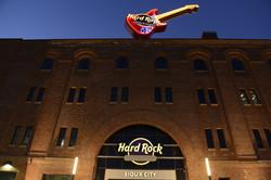 Guitar Entrance