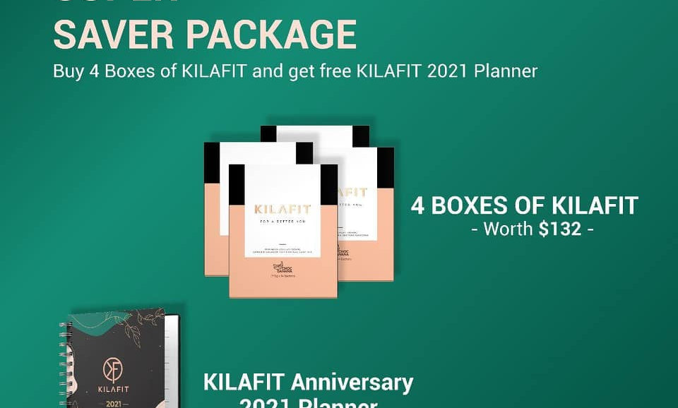 Kilafit Weight Loss Supplements