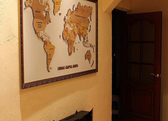 Спилс-карта Мира | World spils-map