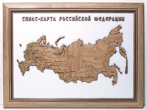Россия - спилс-карта стандарт плюс