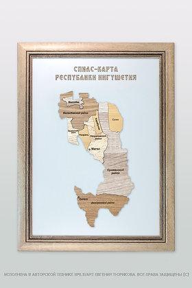 Спилс-карта Ингушетии стандарт плюс