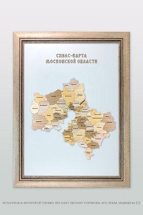 Спилс-карта Московской области стандарт плюс