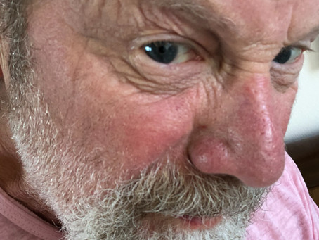 Day 103 - Peter Mullan faces down the crows