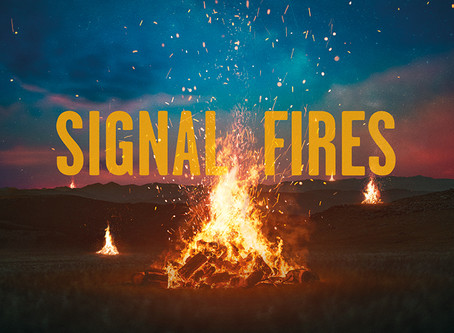 Day 214 - Signal Fires, a blaze of storytelling across the UK