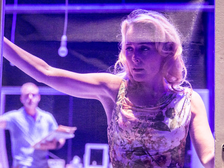 Day 65 - Gillian Anderson in A Streetcar Named Desire