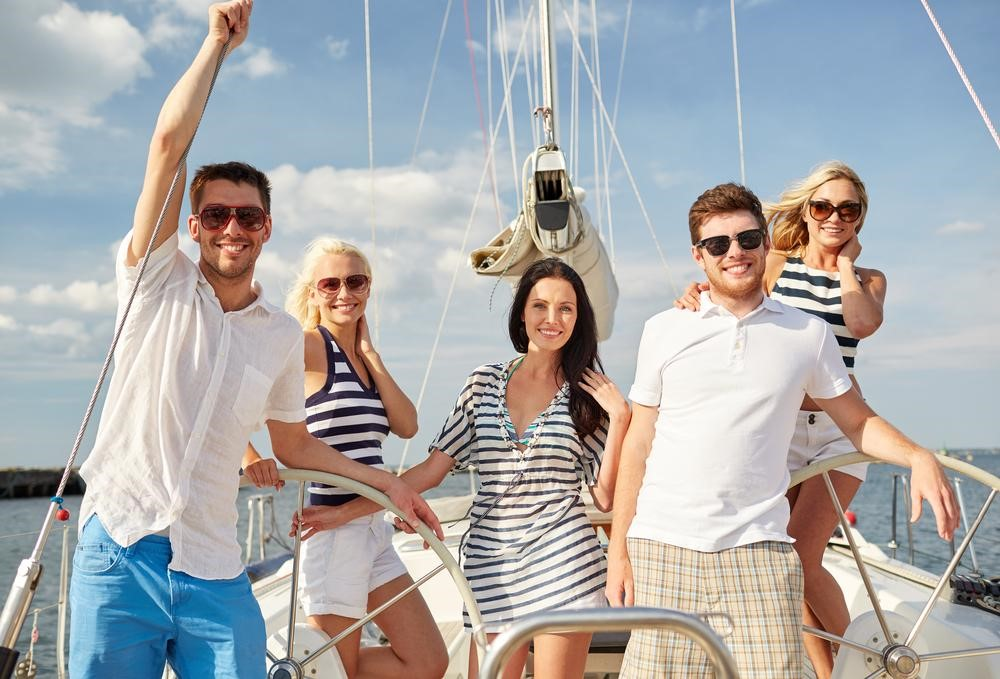 3 Ways to Have More Fun on a Yacht Trip   Home   Travel Guide