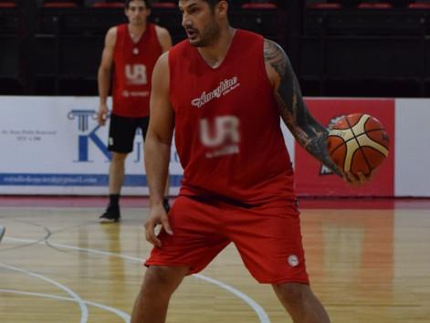 "Juan Abeiro: ""Queremos poner a Ameghino en la elite del básquet"""