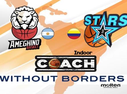 El León, protagonista de un Encuentro Internacional de Minibasket vía Zoom