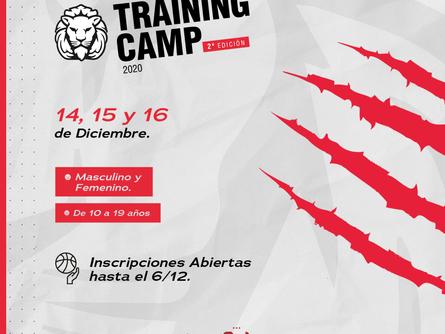 Ameghino presenta la segunda edición del Training Camp